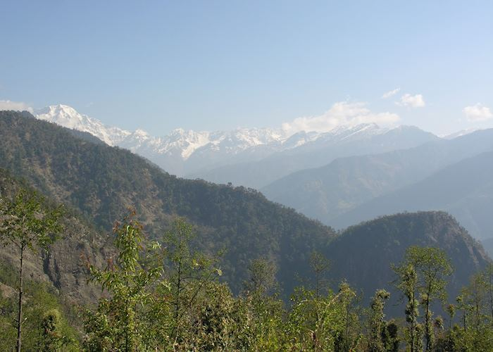 View from Leti 360, Uttaranchal