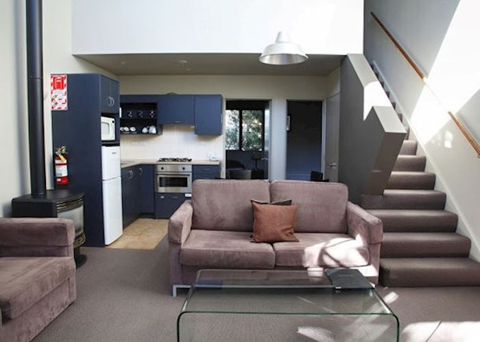 Two bedroom apartment, The Moorings, Wanaka
