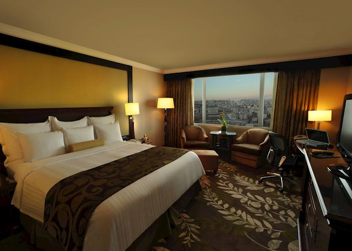 Deluxe, The Marriott, Amman
