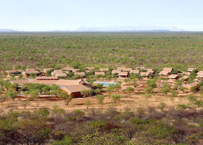 Damara Mopane, Damaraland