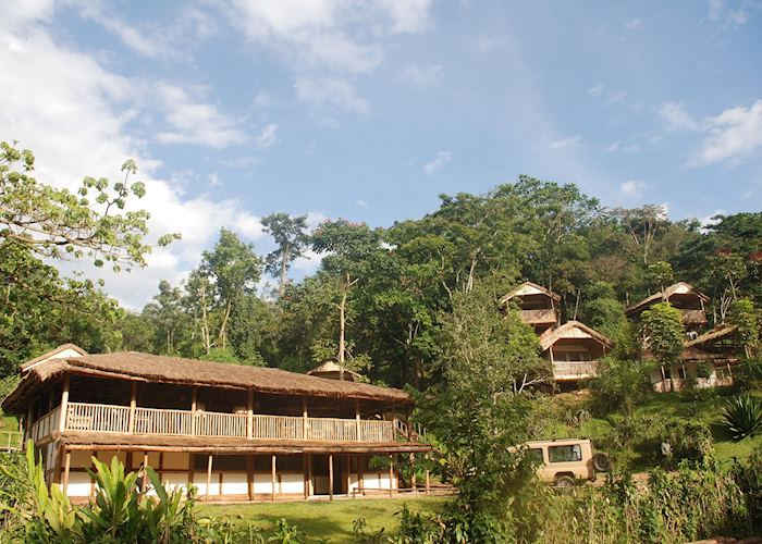Buhoma Lodge, Bwindi Impenetrable Forest National Park