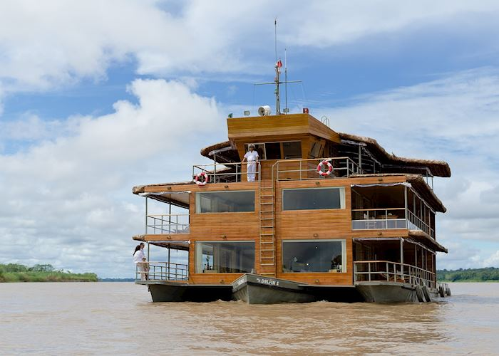 The Delfin, Iquitos
