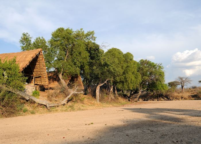 Mwagusi Camp, Ruaha National Park