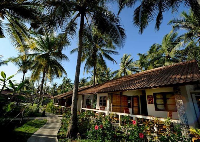 Garden room, Cocotinos, Sekotong Bay