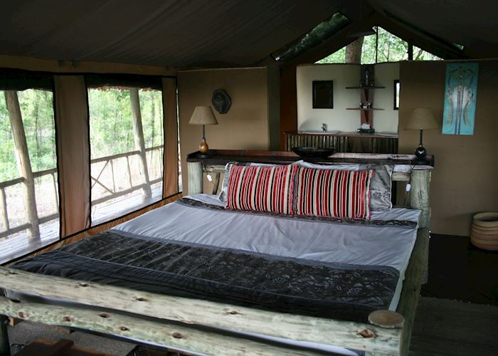 Katavi Foxes Camp, Katavi National Park