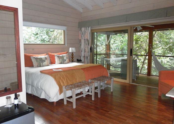 Superior room, Hotel La Cantera, Iguazu