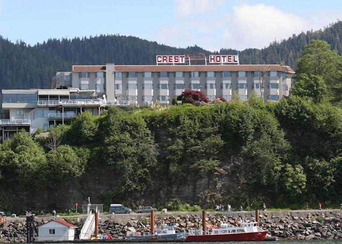 Crest Hotel, Prince Rupert