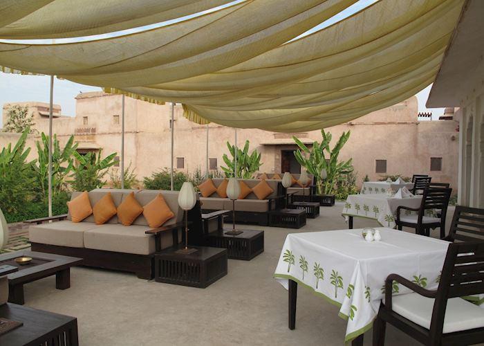 Terrace Bar at the Ranvas