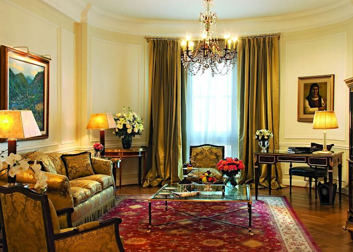 Governor Executive Suite, Alvear Palace Hotel, Buenos Aires