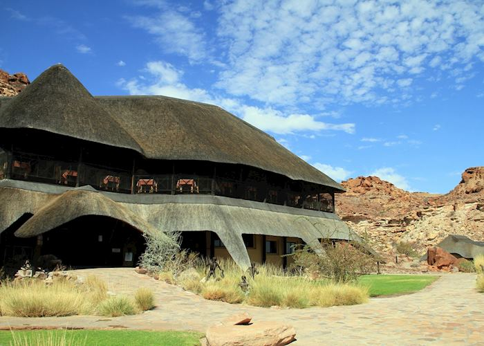 Twyfelfontein Country Lodge, Damaraland