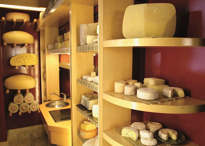 The Cheese Room, Palacio Duhau, Buenos Aires
