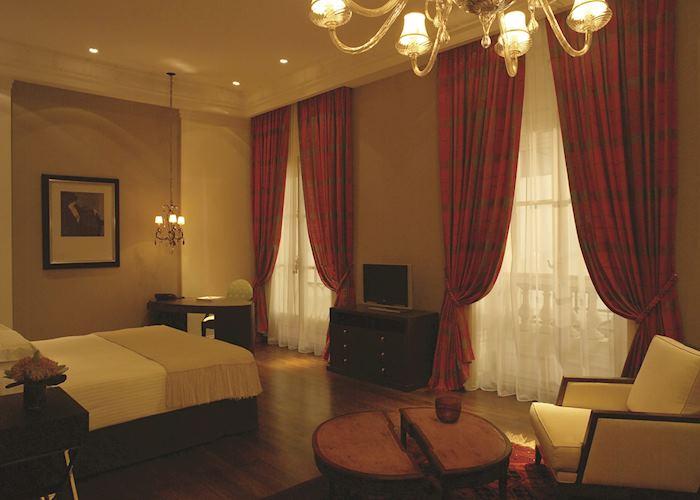Park suite, Palacio Duhau, Buenos Aires