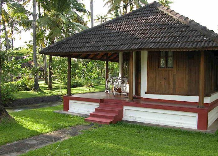 Heritage Bungalow, Coconut Lagoon Resort, Kumarakom