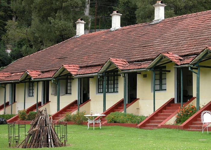 Flora Superior rooms, Savoy Hotel, Ooty