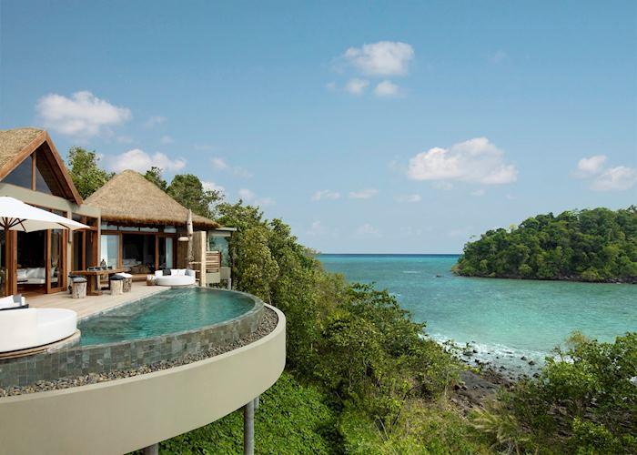 Two bedroom Pool Villa, Song Saa Private Island, Sihanoukville