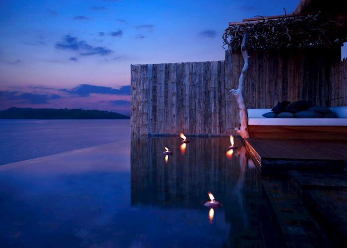 One Bedroom Overwater Villa, Song Saa Private Island, Sihanoukville