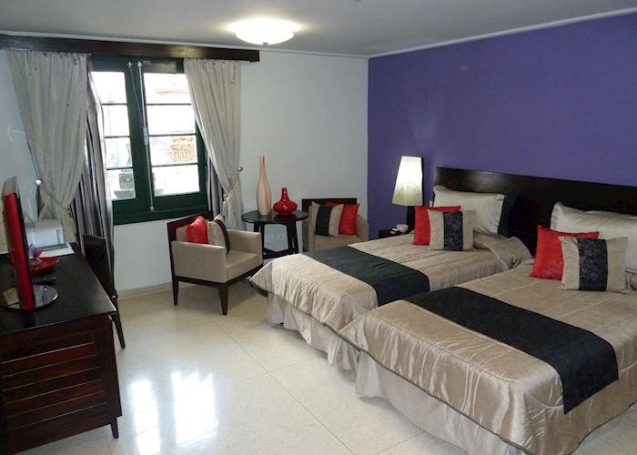 Standard, Hotel Palacio del Marques de San Felipe, Havana