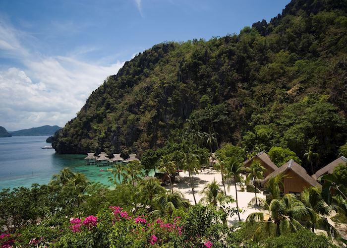 El Nido Miniloc Island Resort,El Nido