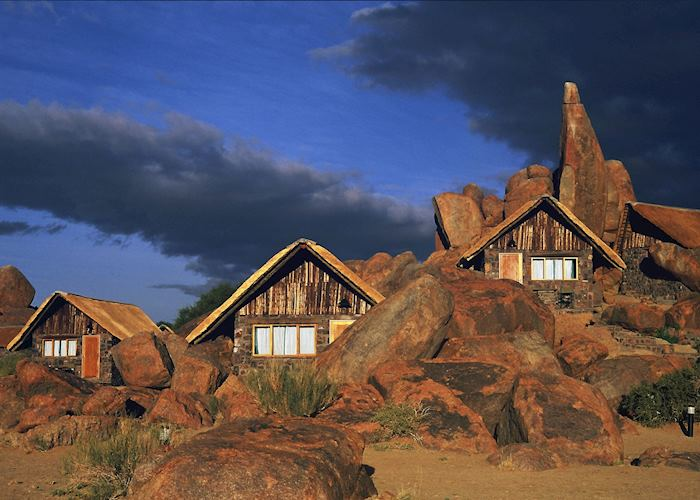 Canyon Lodge, Fish River Canyon