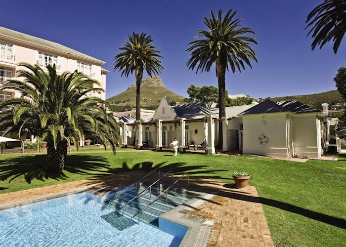 Spa at the Belmond Mount Nelson, Cape Town
