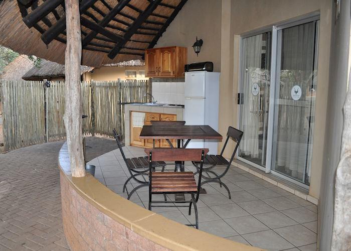 Bungalow 2 bed BD2N, Satara Rest Camp, Central Sector, Kruger National Park