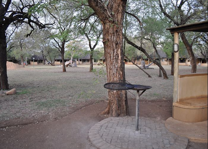Bungalow 3 bed BD3B, Satara Restcamp, Central Sector - Kruger National Park