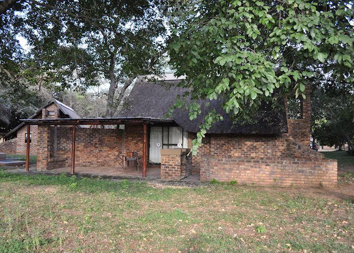 Bungalow with a perimeter view BA3U, Berg-en-Dal Restcamp, Southern Sector, Kruger National Park