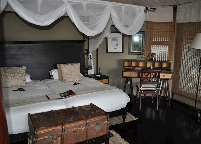 Luxury tent, Hamiltons Tented Camp, Southern Sector - Kruger National Park
