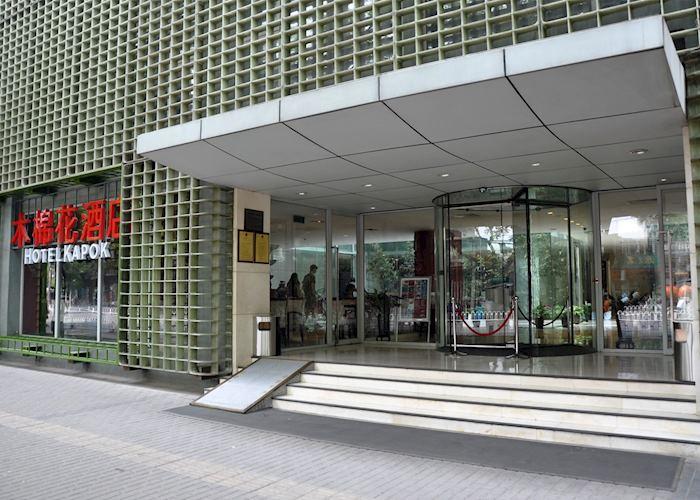Hotel Kapok Entrance