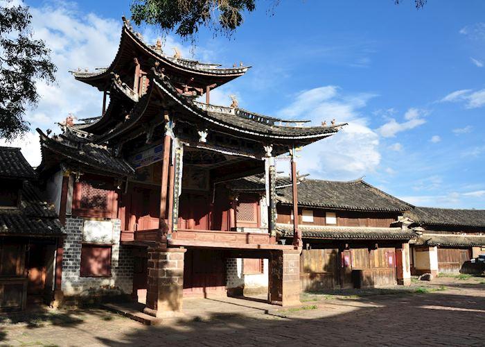 Village Square, Shaxi