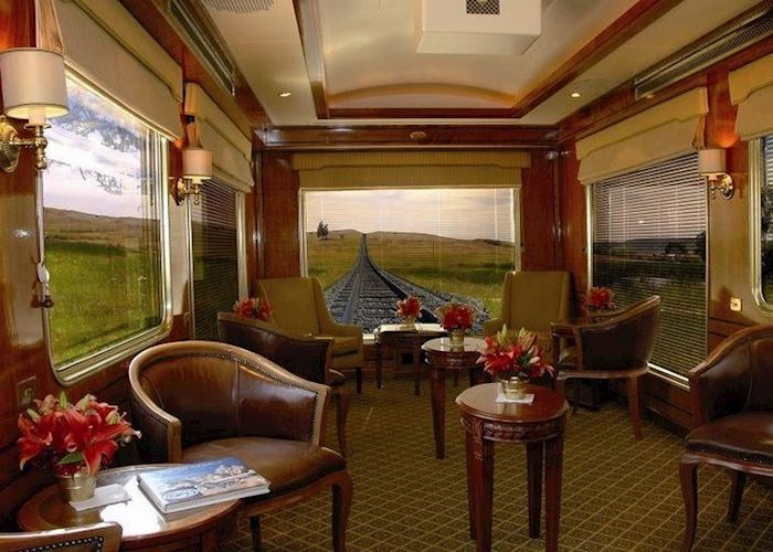 Observation car, The Blue Train