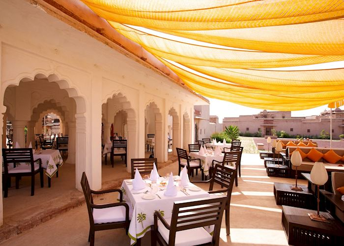 Dining area, Ranvas