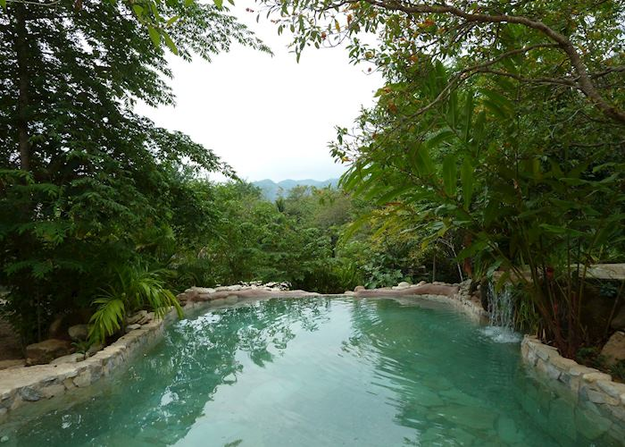 Pool, Hotel Quinta Cha Nab Nal, Palenque