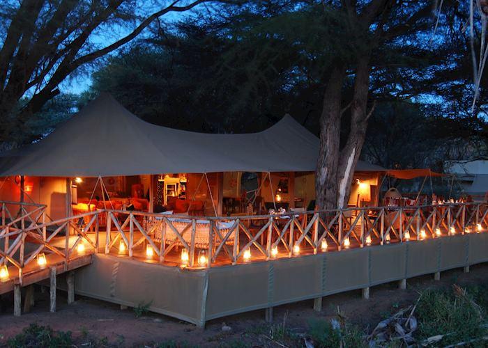 Elephant Bedroom Camp, Samburu & Buffalo Springs