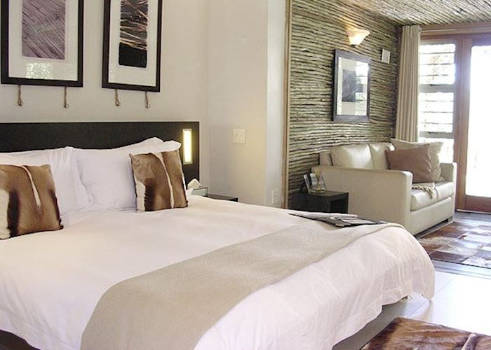 Superior room, Camps Bay Retreat, Cape Town