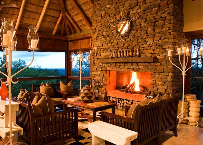 Mountain Lodge, Phinda Private Game Reserve
