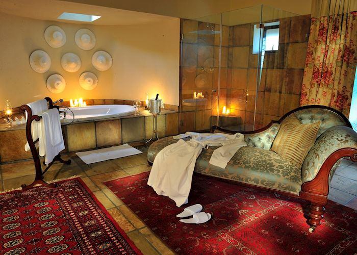 Ivory Presidential Suite, Sabi Sabi Selati Lodge, The Sabi Sand Wildtuin
