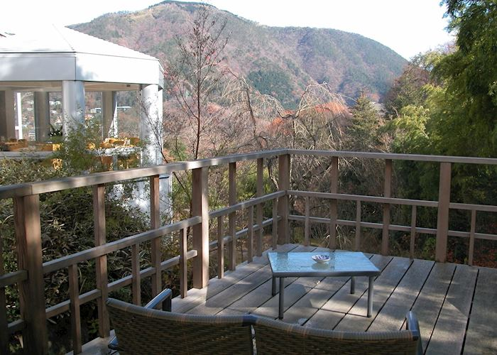Gora Kadan, Hakone