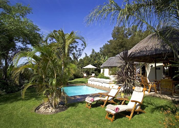 Deluxe Pool Suite, Hunter's Country House