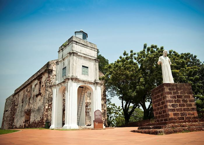 St. Paul's church, Malacca