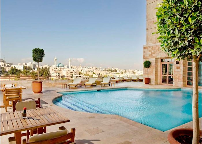 The Grand Hyatt, Amman