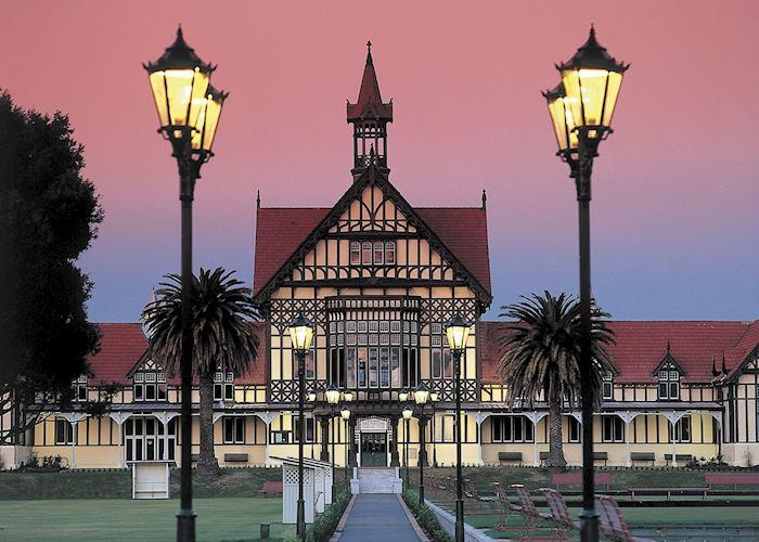Rotorua Museum, Rotorua