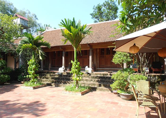 Frangipani Ancient House, Moon Garden Homestay