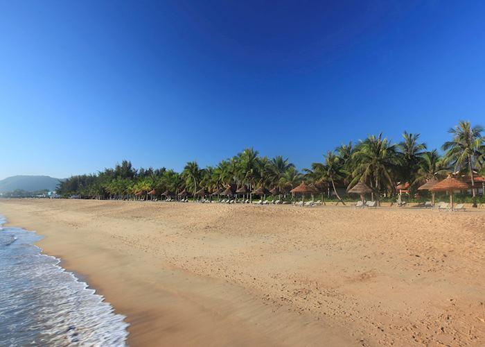 Beach at the Evason Ana Mandara, Nha Trang