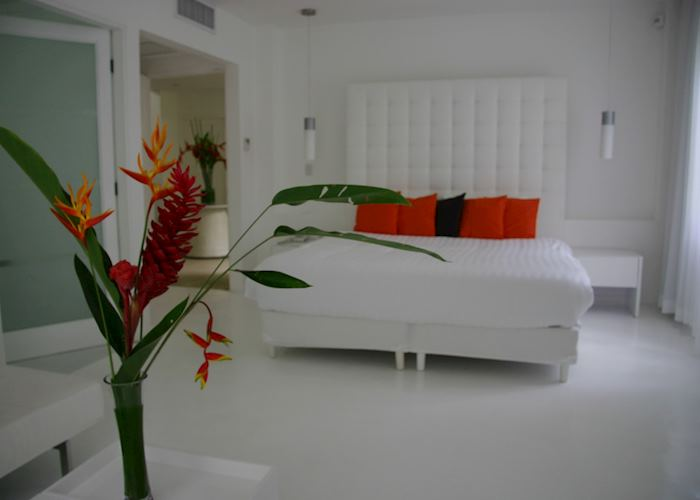 Junior suite, Hotel Le Caméléon, Puerto Viejo de Talamanca