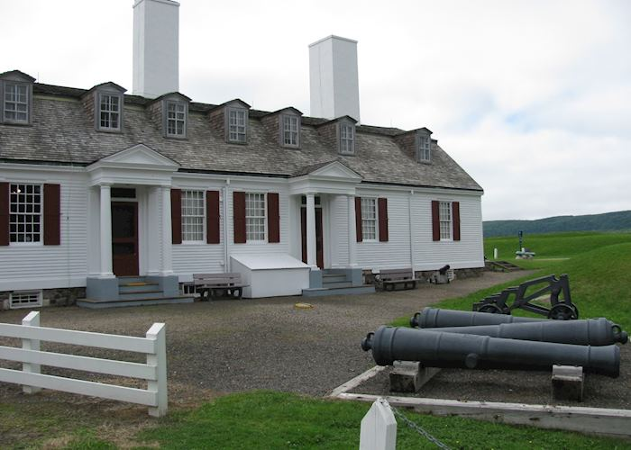 Fort Anne, Annapolis Royal, Canada