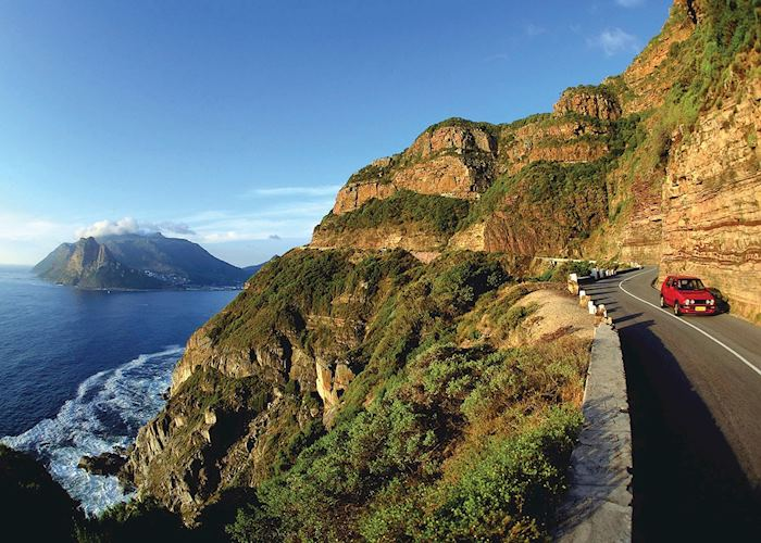 Chapman's peak road, Cape Town