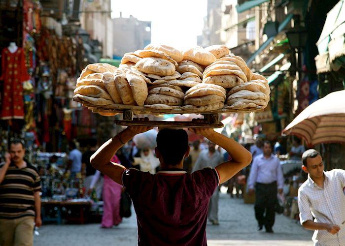 Bread maker, Khan El Khalili