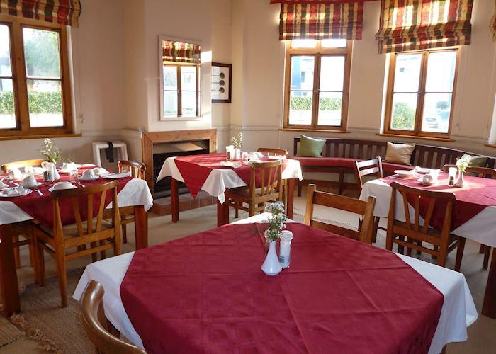Breakfast Room, Brigadoon Guesthouse, Swakopmund