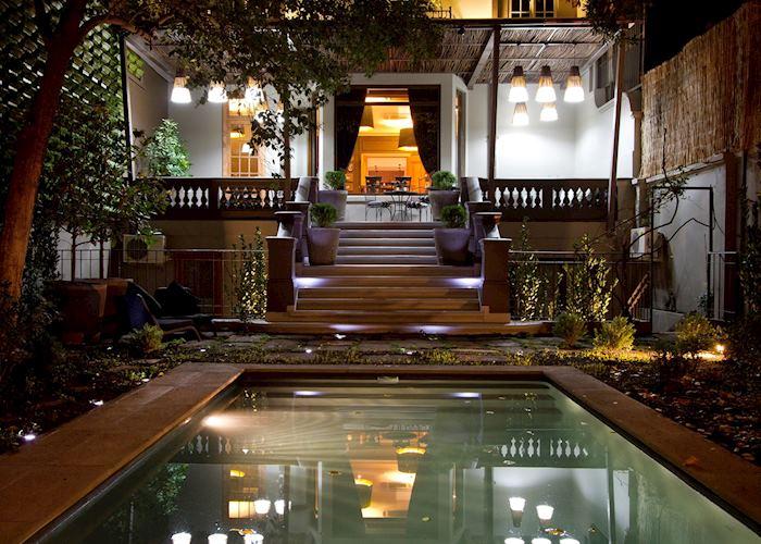 Hotel Casa Bueras, Santiago